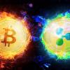 リップルの「カップアンドハンドル形成」ビットコイン日足の「ゴールデンクロス」に注目|仮想通貨テクニカル分析