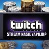 ゲーム実況配信サービスTwitchで、ビットコインなど仮想通貨4種の投げ銭が可能に