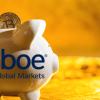 Cboeの仮想通貨ビットコイン先物が明日で終了、過去最高水準のCMEと明暗くっきり