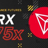 バイナンス、仮想通貨トロン(TRX)の先物を新規開始