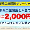 "Liquid by Quoine、""新規口座開設と入金で2,000円相当のビットコインをプレゼント""キャンペーンを開始"