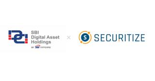 SBIデジタルアセットホールディングスとSecuritize、Securitizeのデジタ ル証券発⾏・管理プラットフォームとSBIのデジタルウォレットソリュー ションを統合する計画を発表