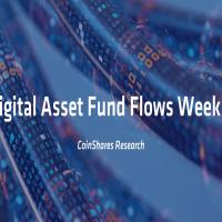 仮想通貨投資商品への資金流入、記録的な高水準へ=Coinsharesレポート